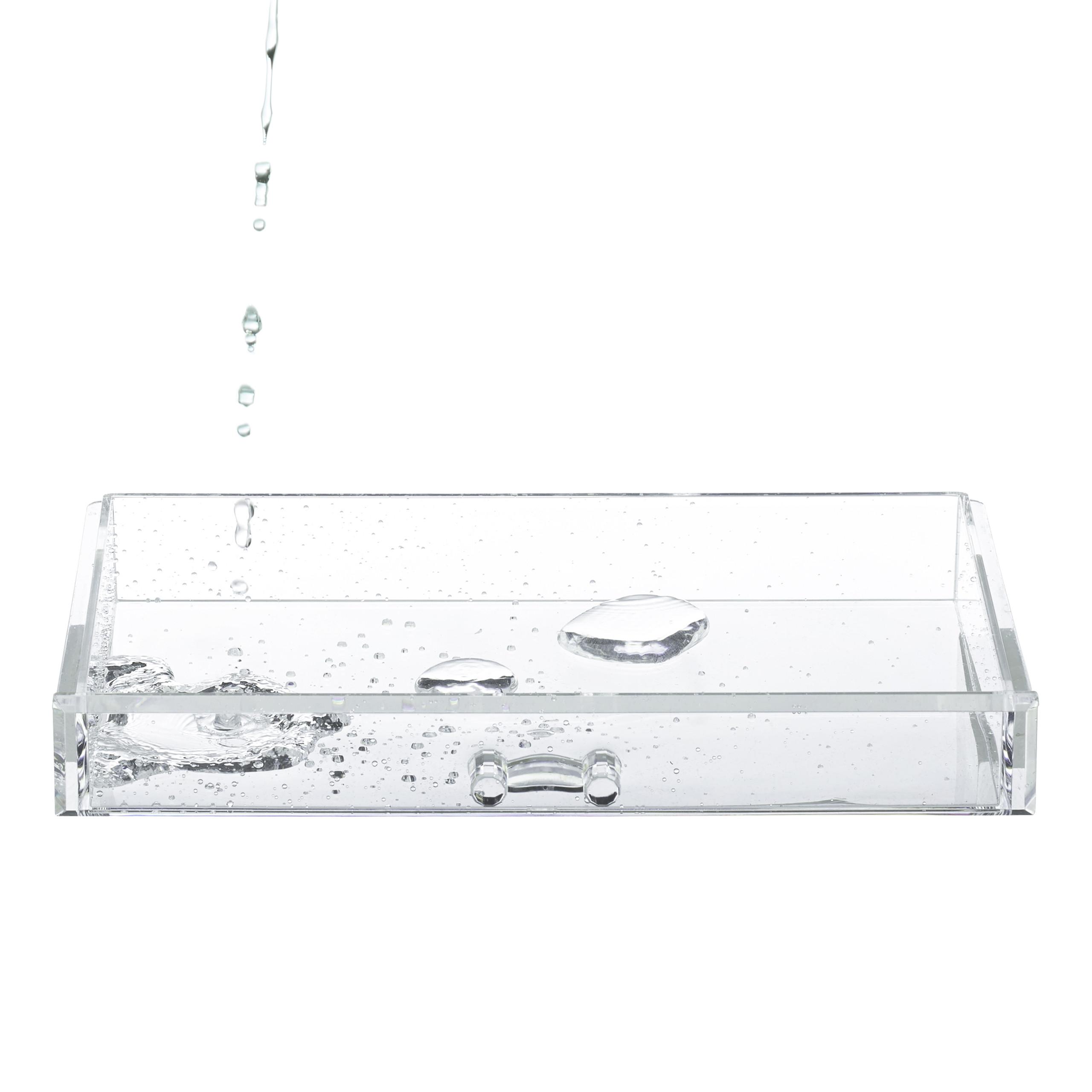 make-up-organizer-acryl-3-lades-met-vakken-acrylbox-cosmeticabox-opbergdoos miniatuur 9