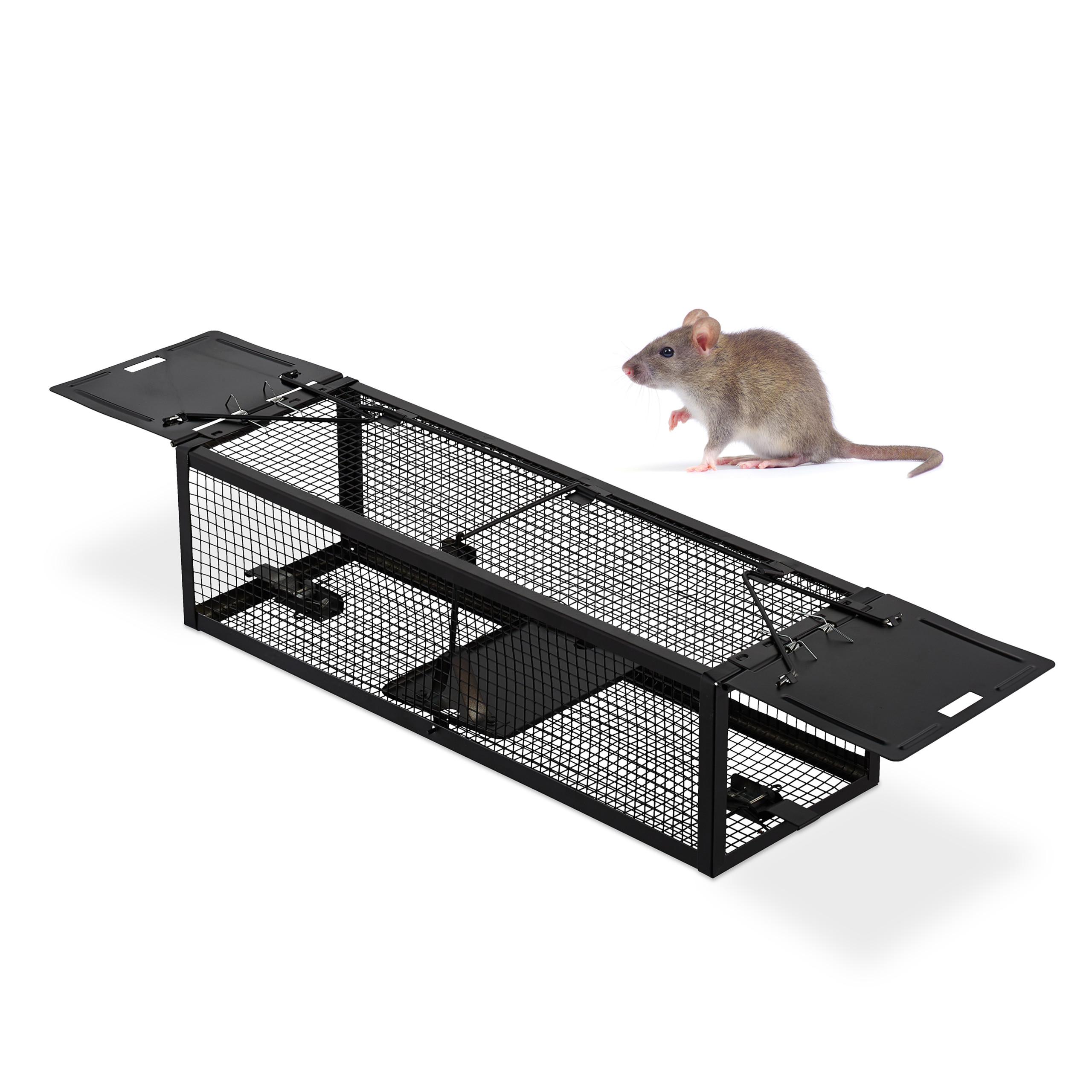 10 x Mäusefalle Mausefalle Lebendfalle Tierfalle Kasten Falle Mause Mäuse fangen