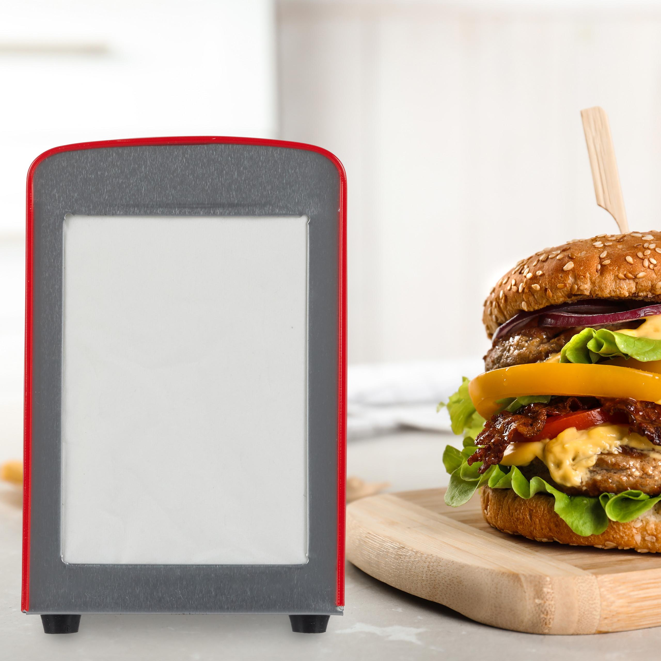 Napkin-Dispenser-Retro-American-Diner-Serviette-Holder-Restaurant thumbnail 4
