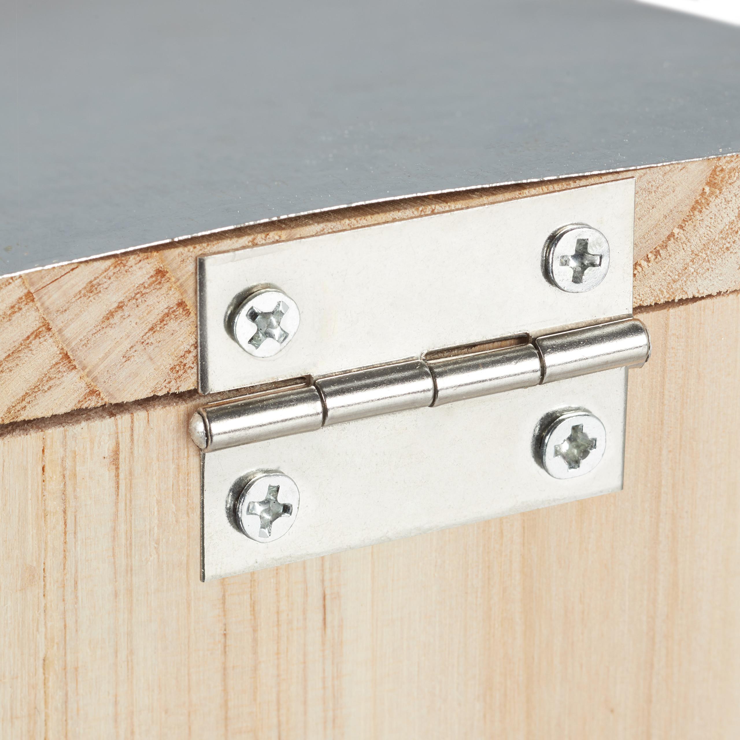 eekhoorn-voederhuisje-metalen-dak-hout-voederhuis-voederkast miniatuur 8