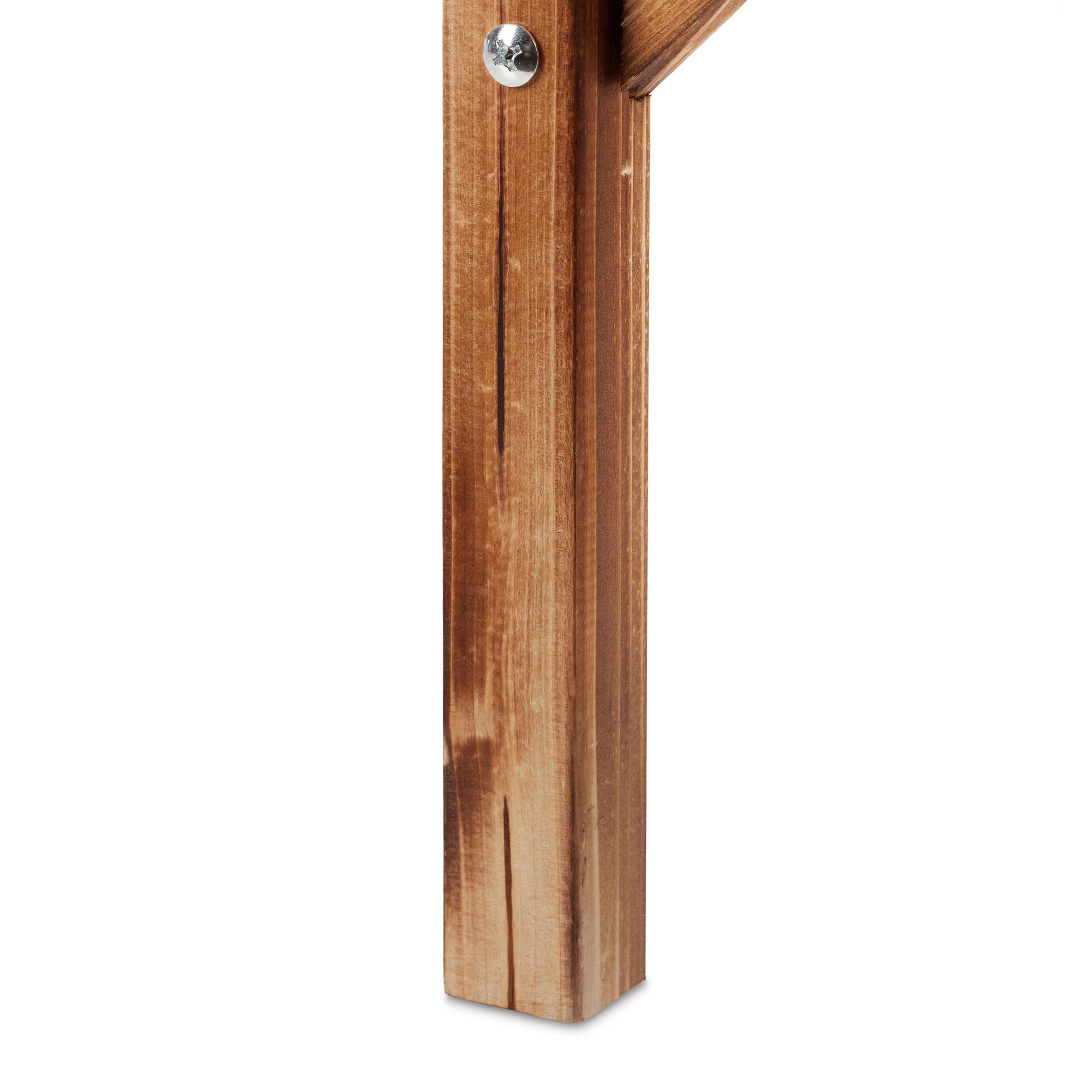 plantenrek-hout-plantentrap-plantenklimrek-bloemenrek-bloementrap miniatuur 8