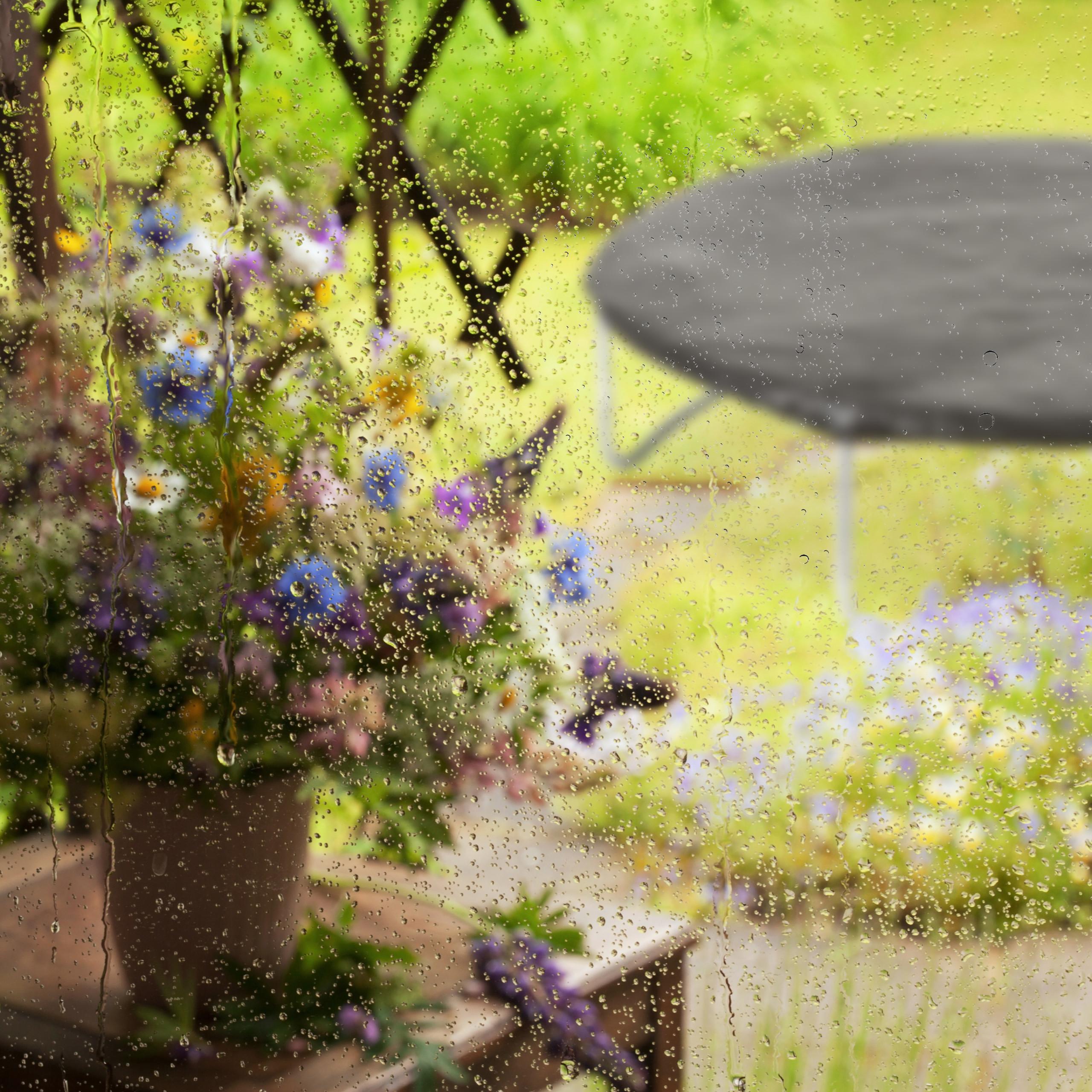 Housse-de-Protection-pour-Trampoline-Bache-pluie-vent-jardin-intemperies miniature 11