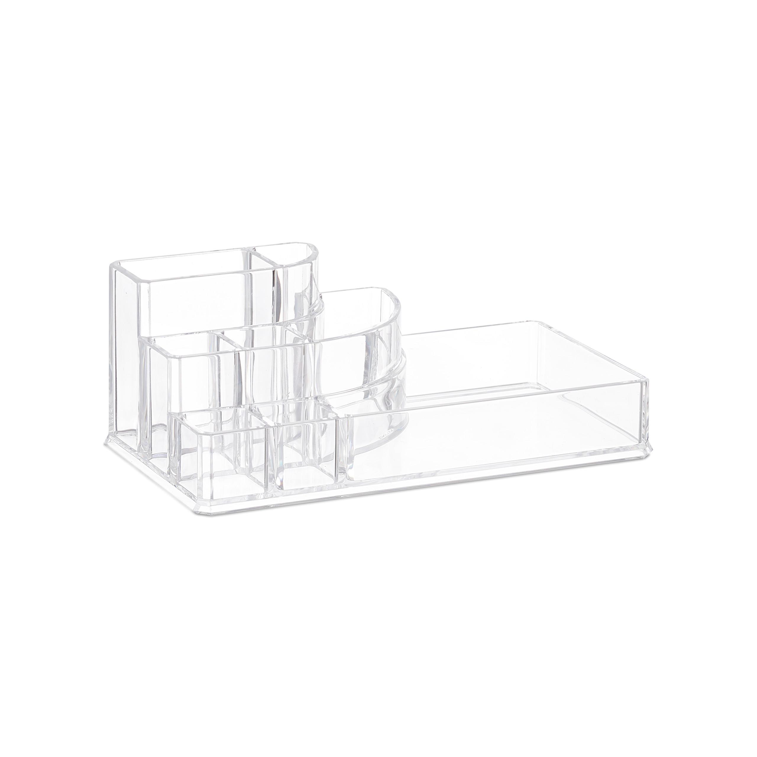 make-up-organizer-acryl-8-vakken-lippenstifthouder-opbergsysteem miniatuur 6