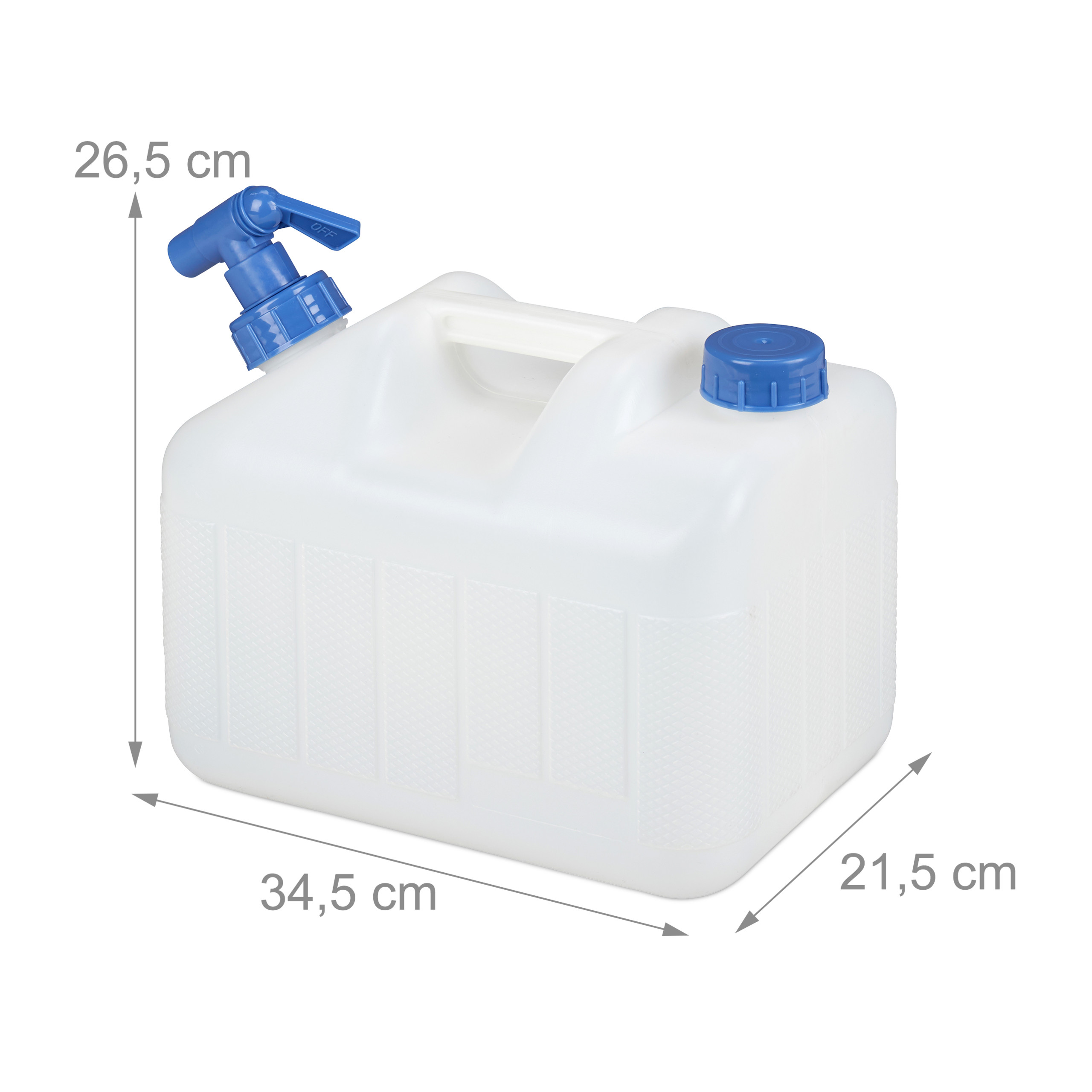 thumbnail 11 - Water Canister, Spigot, Jerrycan, Water Jug, Plastic Container