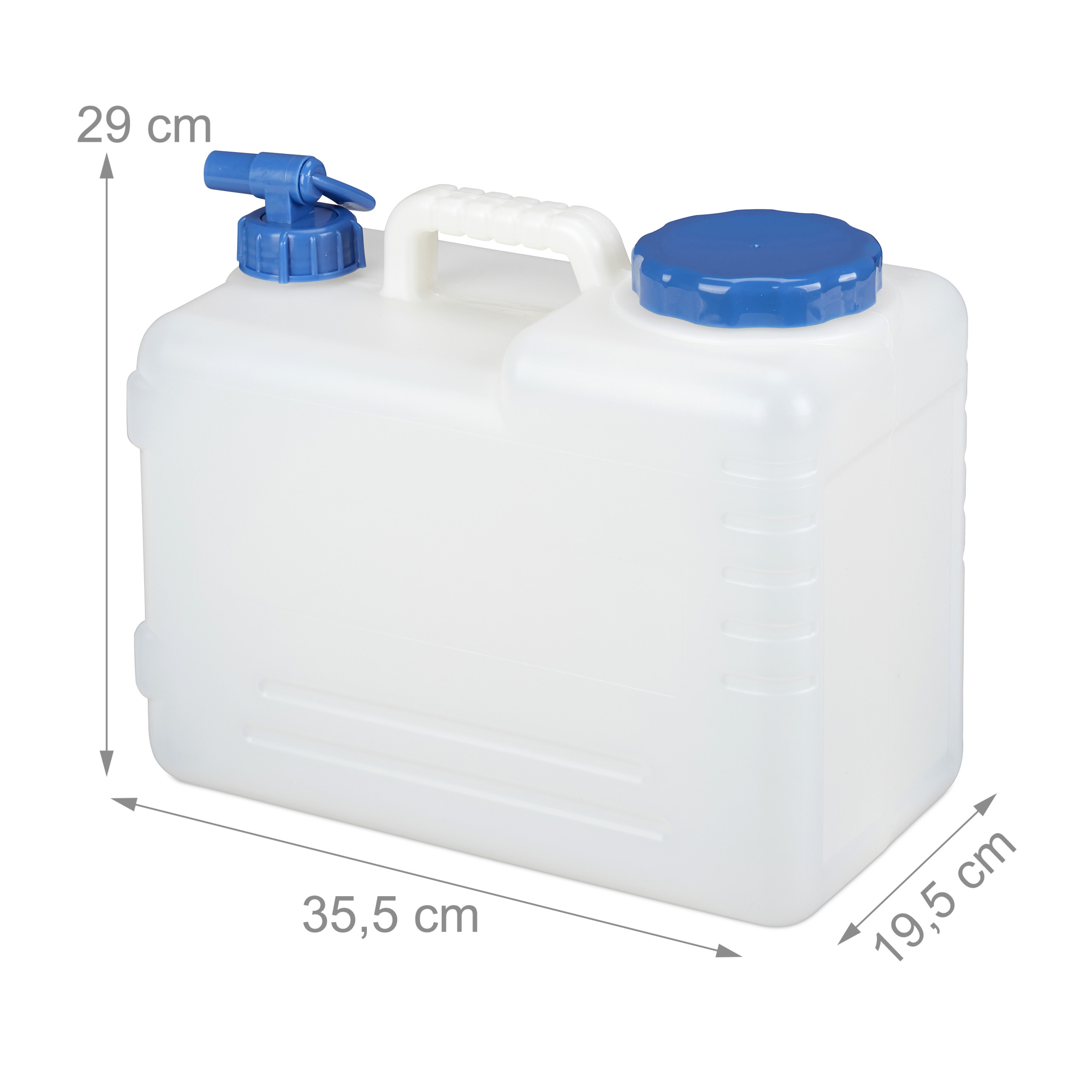 thumbnail 20 - Water Canister, Spigot, Jerrycan, Water Jug, Plastic Container