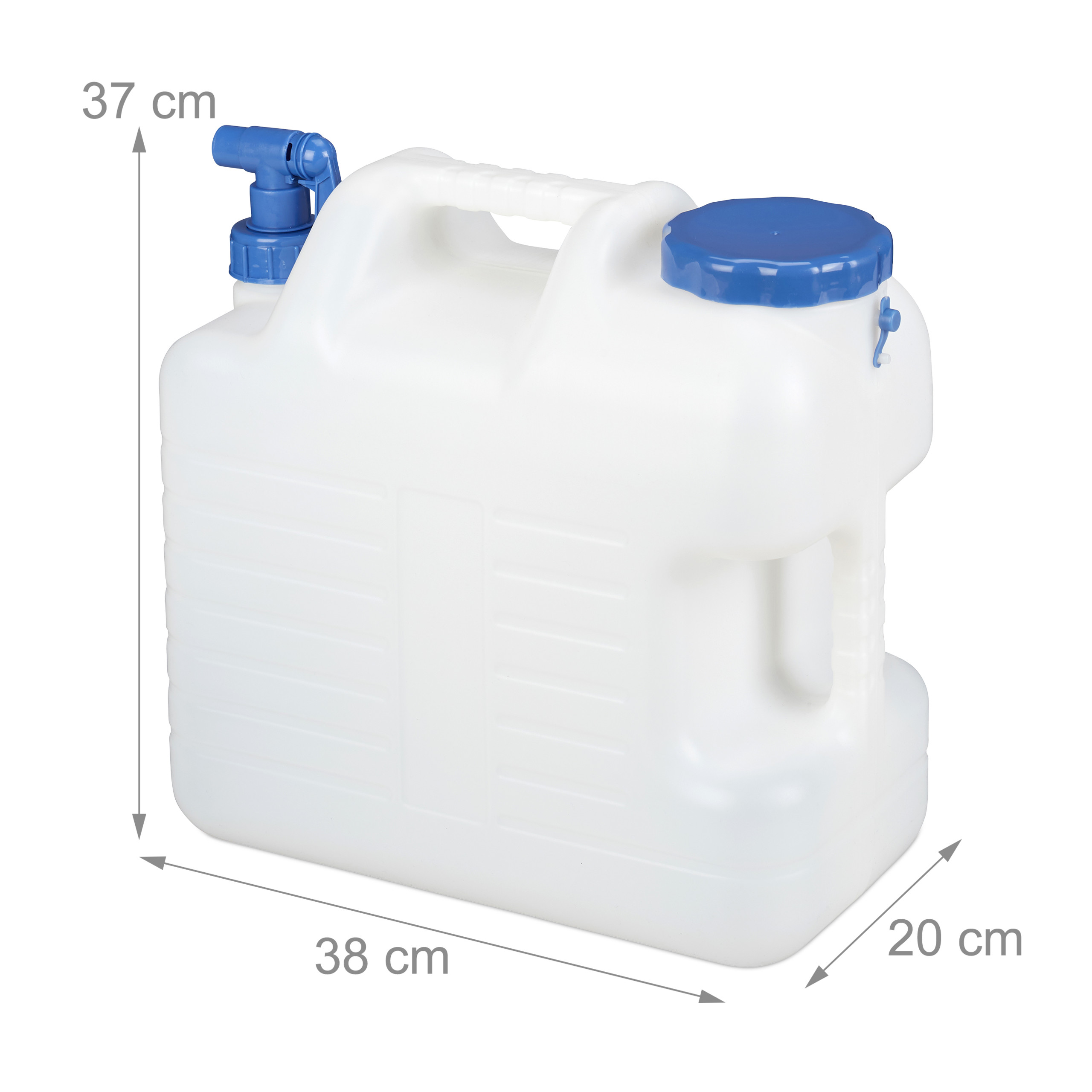 thumbnail 29 - Water Canister, Spigot, Jerrycan, Water Jug, Plastic Container