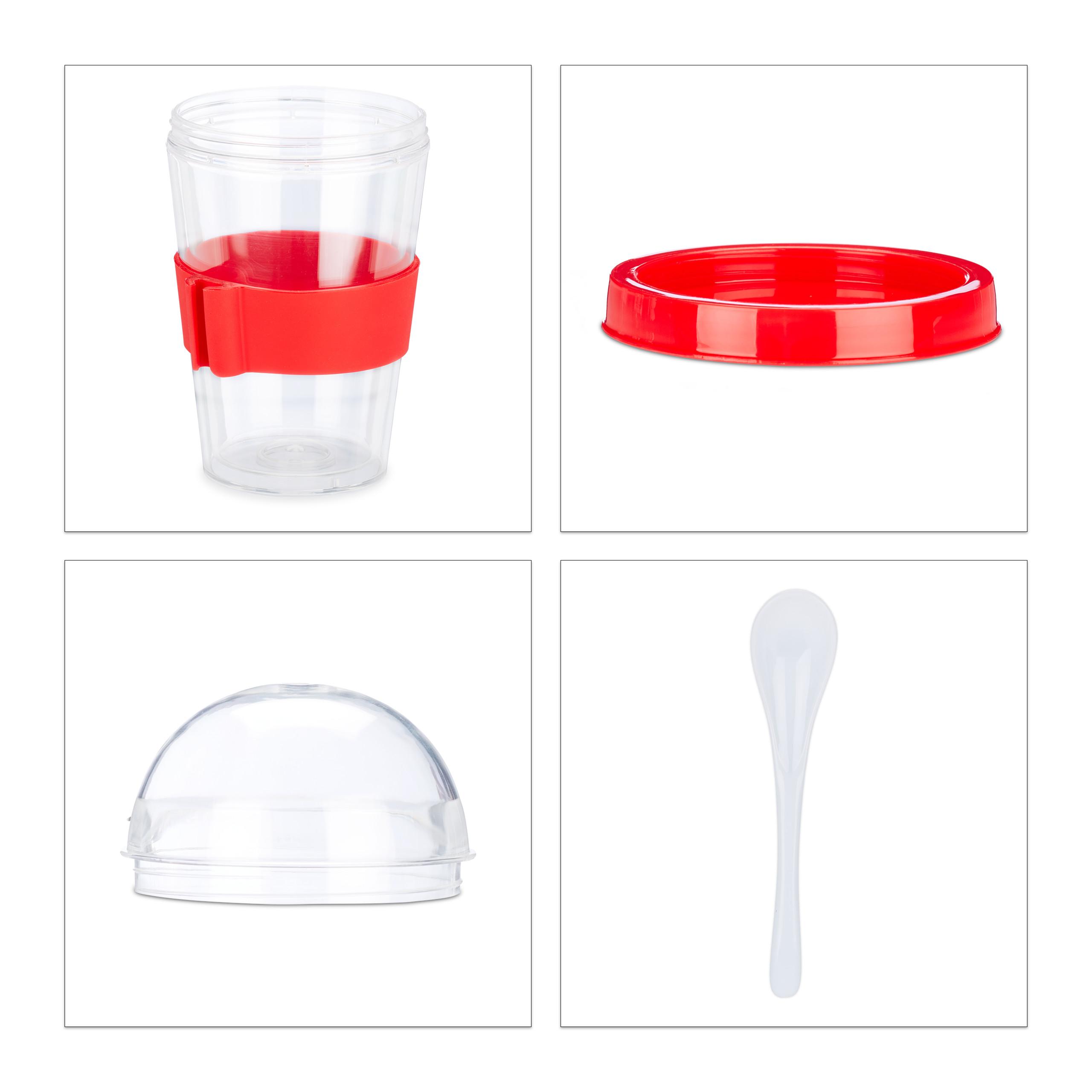 muesli-beker-to-go-yoghurtbeker-to-go-beker-met-lepel-set-van-2-bekers miniatuur 7
