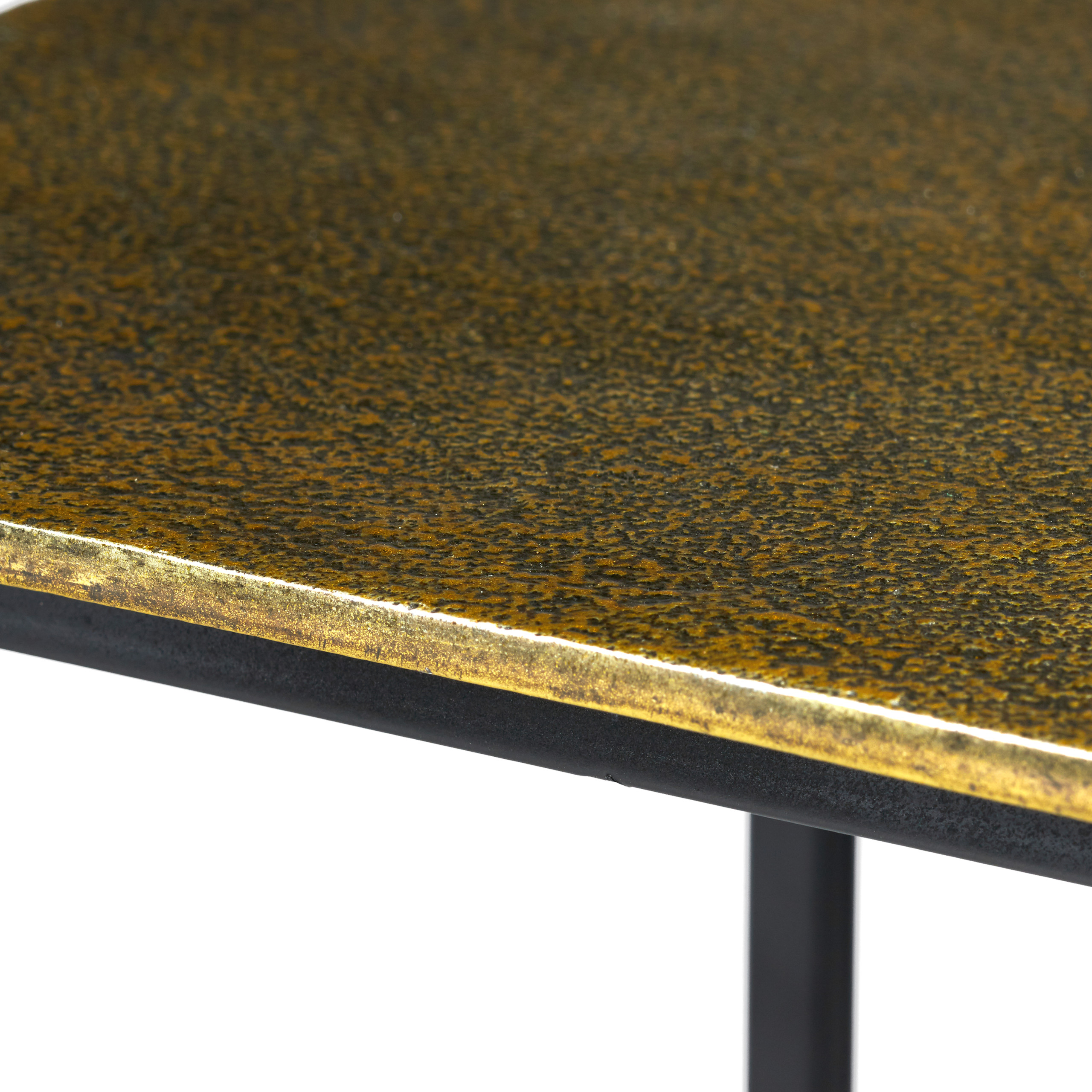 Nesting-Table-Set-of-2-Decorative-Side-Table-Retro-Vanity-Stand-Coffee-Table thumbnail 9