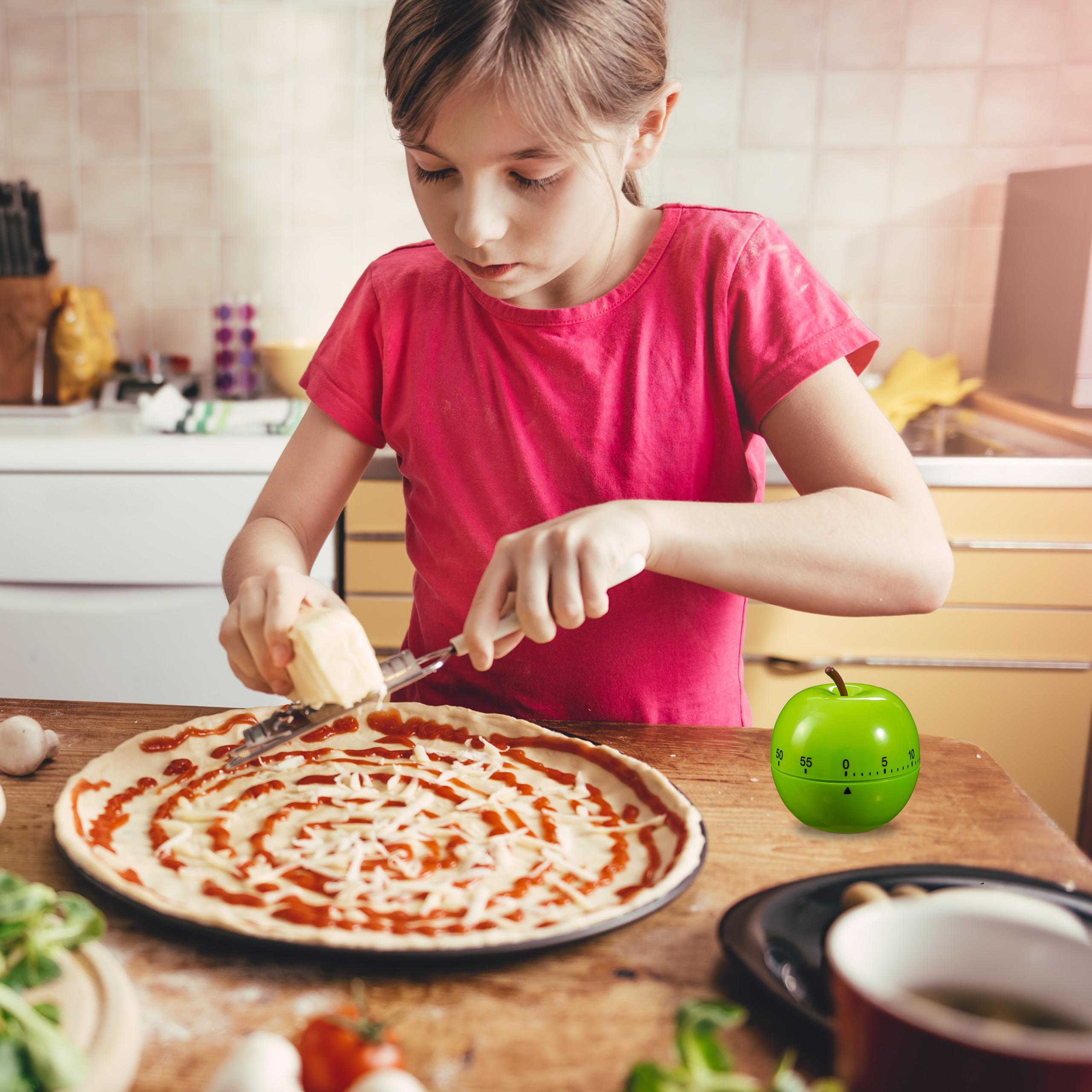 kookwekker-grappig-eierwekker-appel-kook-wekker-keuken-wekker-timer miniatuur 5