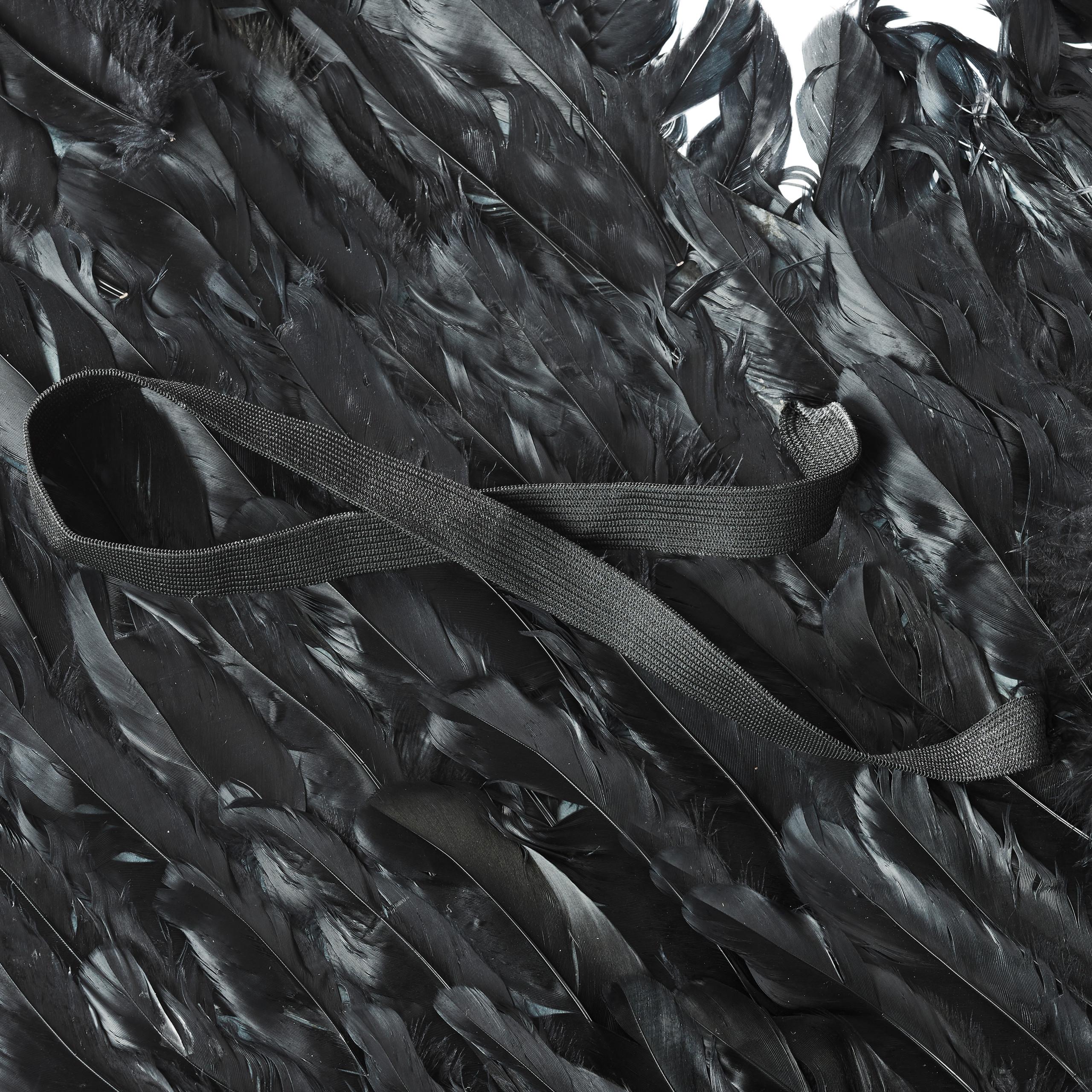 vleugels-verkleedkleding-XXL-engelenvleugels-engelkostuum-kunstveren miniatuur 14
