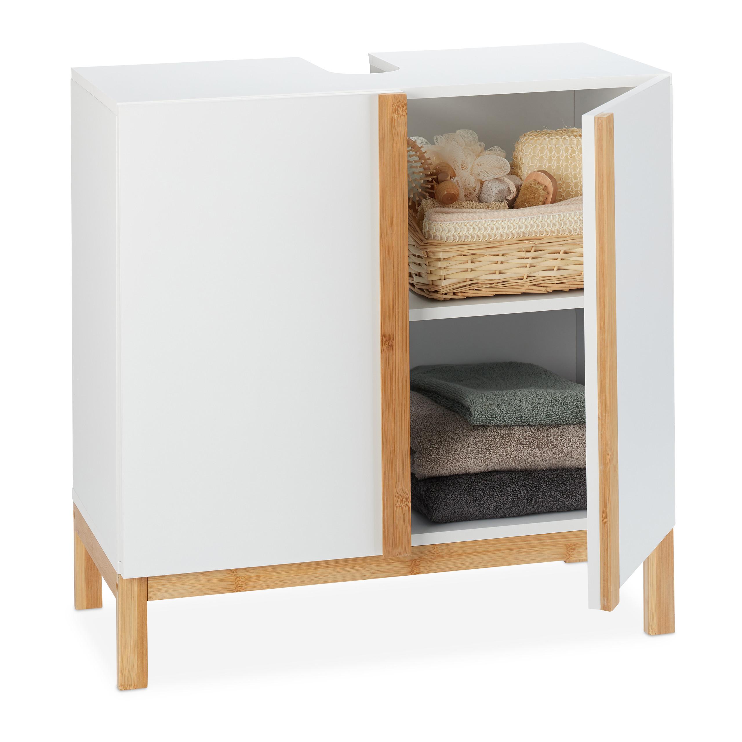 waschbeckenunterschrank wei badschrank waschbecken. Black Bedroom Furniture Sets. Home Design Ideas