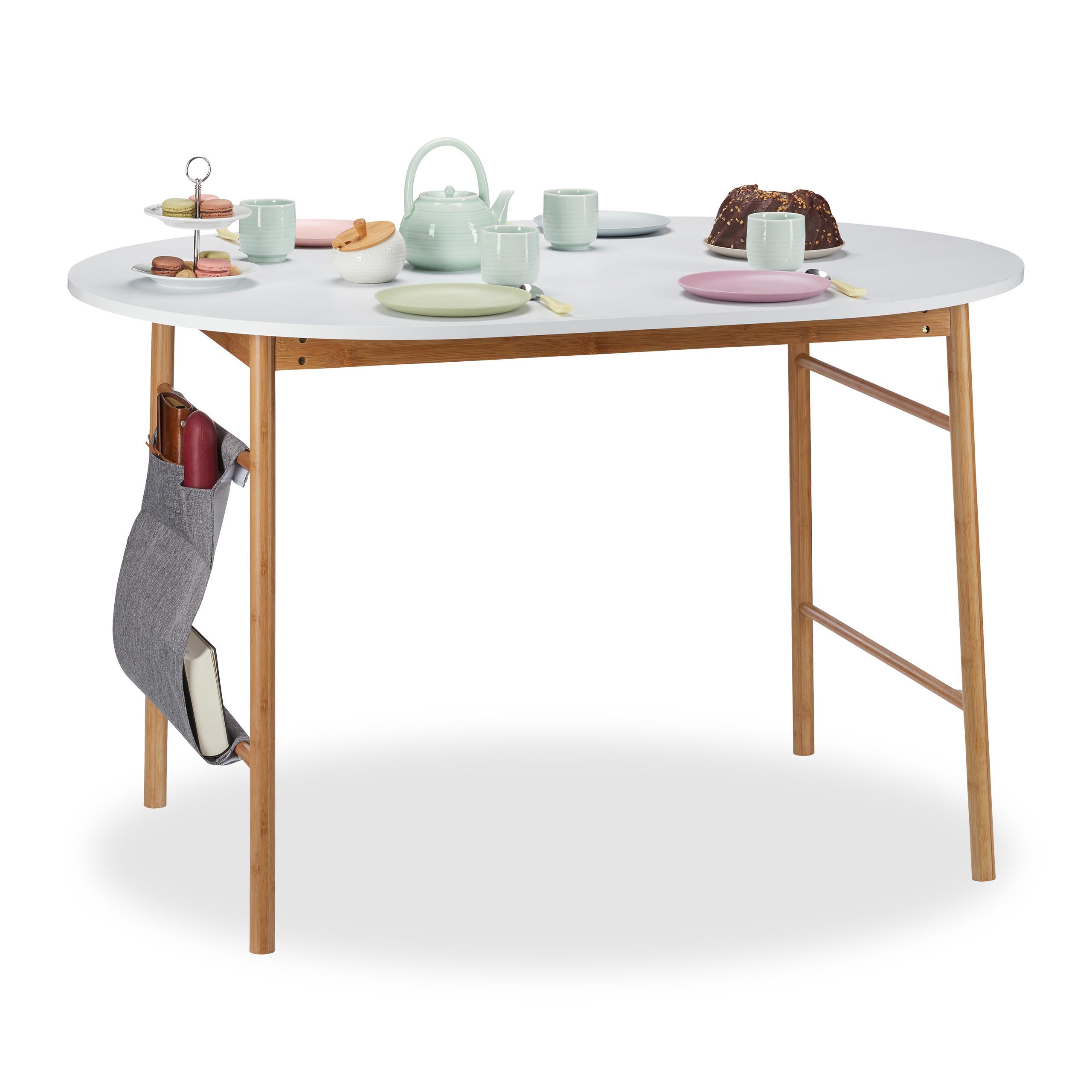Esstisch Weiß Küchentisch Konferenztisch