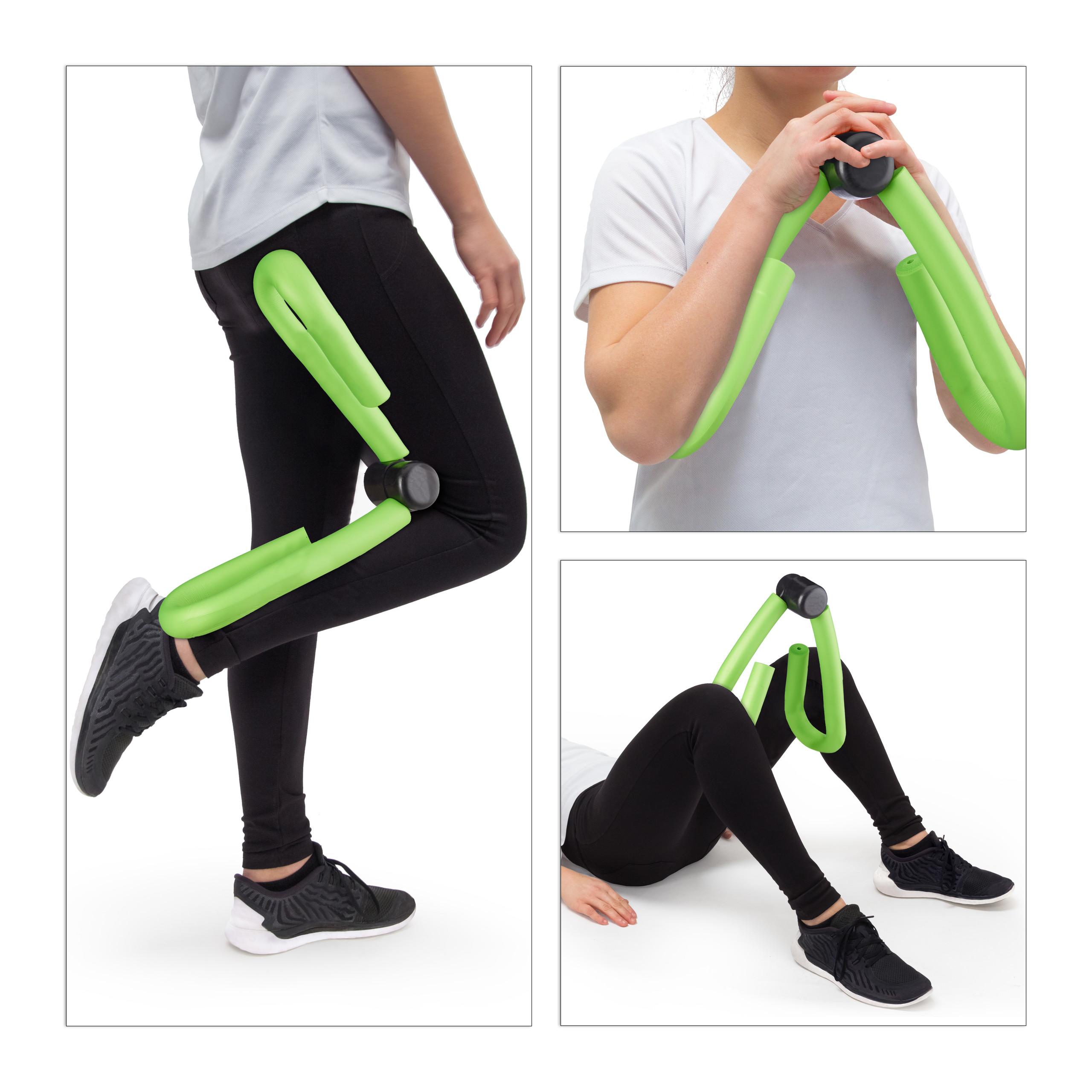 Oberschenkeltrainer Armtrainer Bein Trainer Figurformer Yoga Sportgerät Thigh