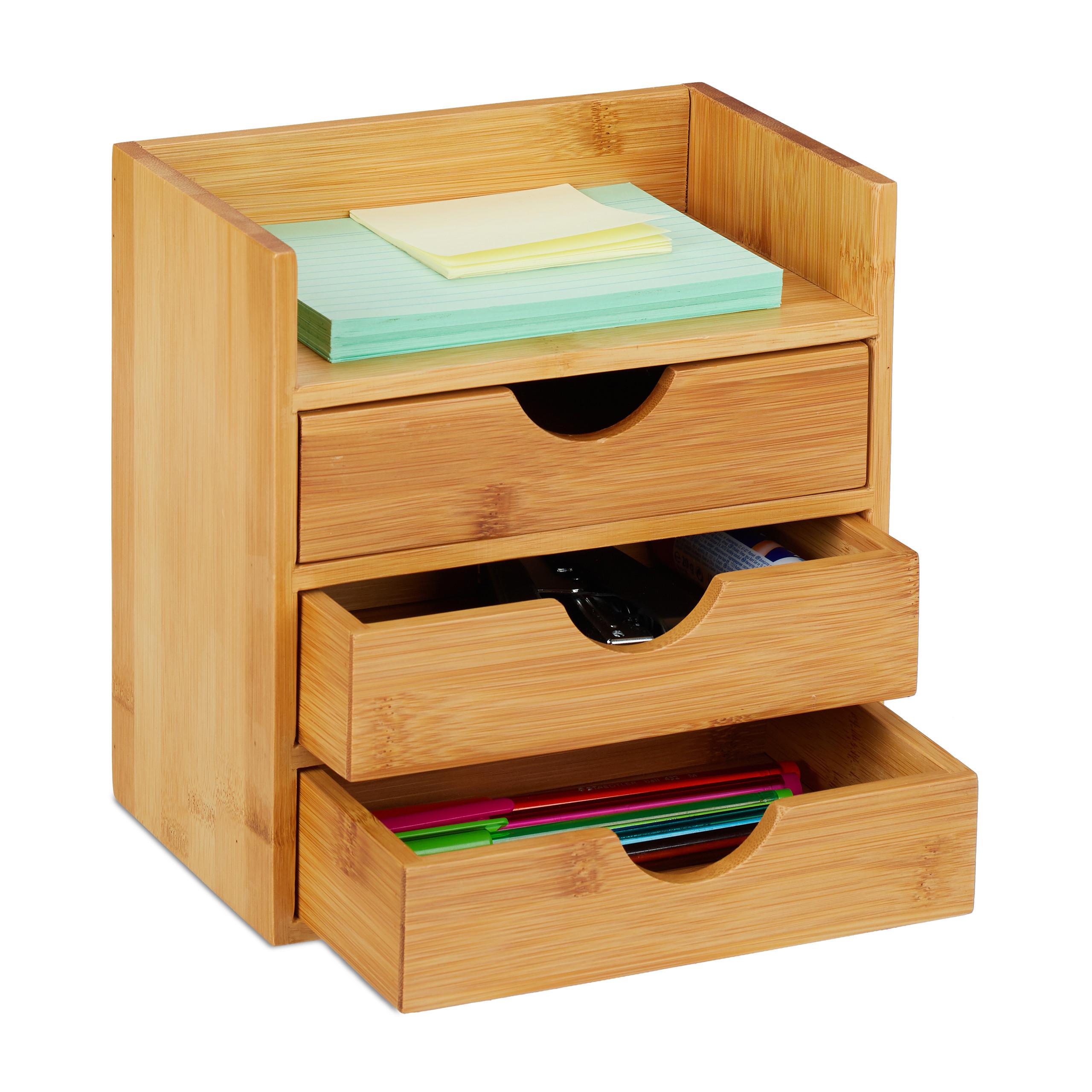 Schreibtisch Schubladen Organizer 2021