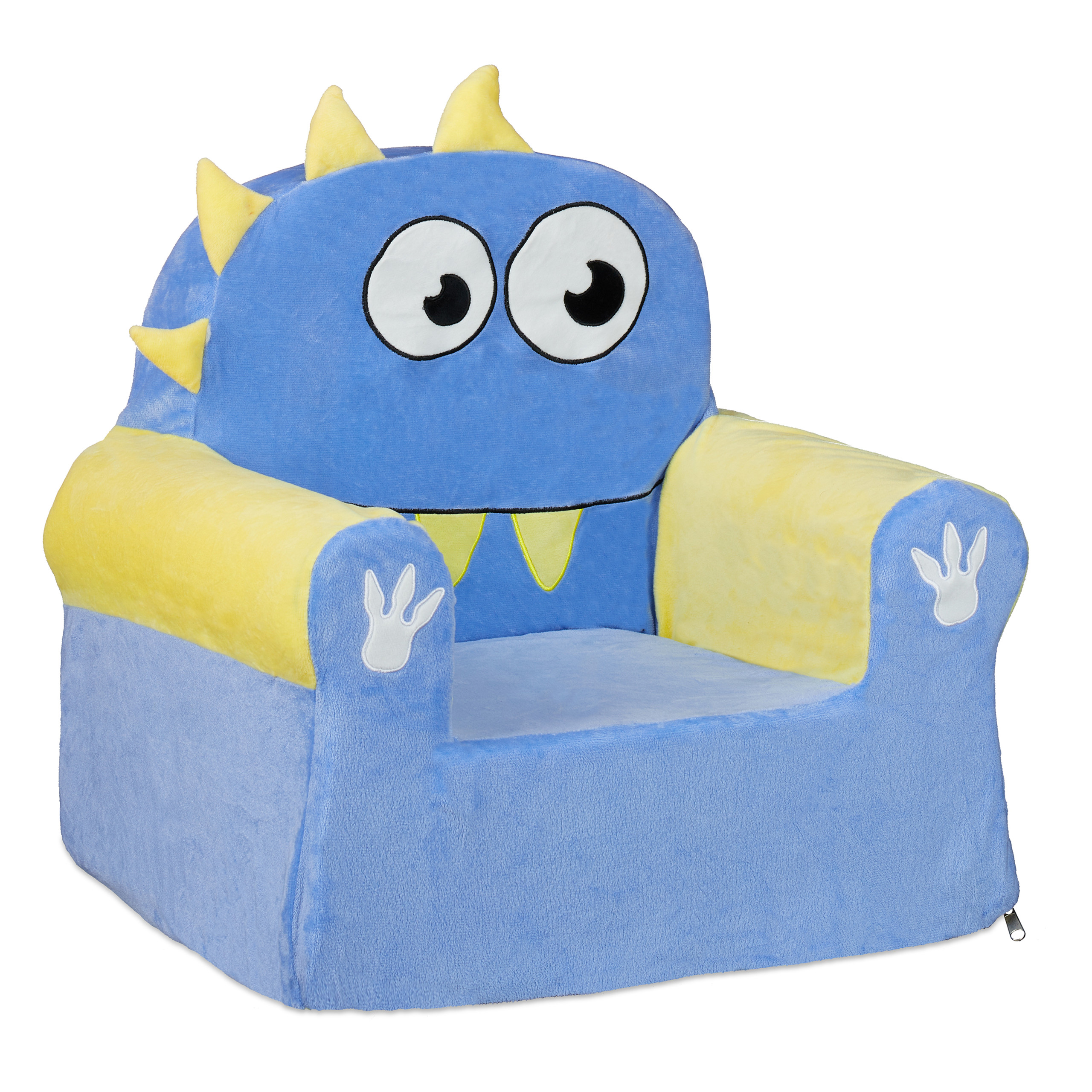Poltrona per bambini poltroncina sedia seduta comoda mini ...