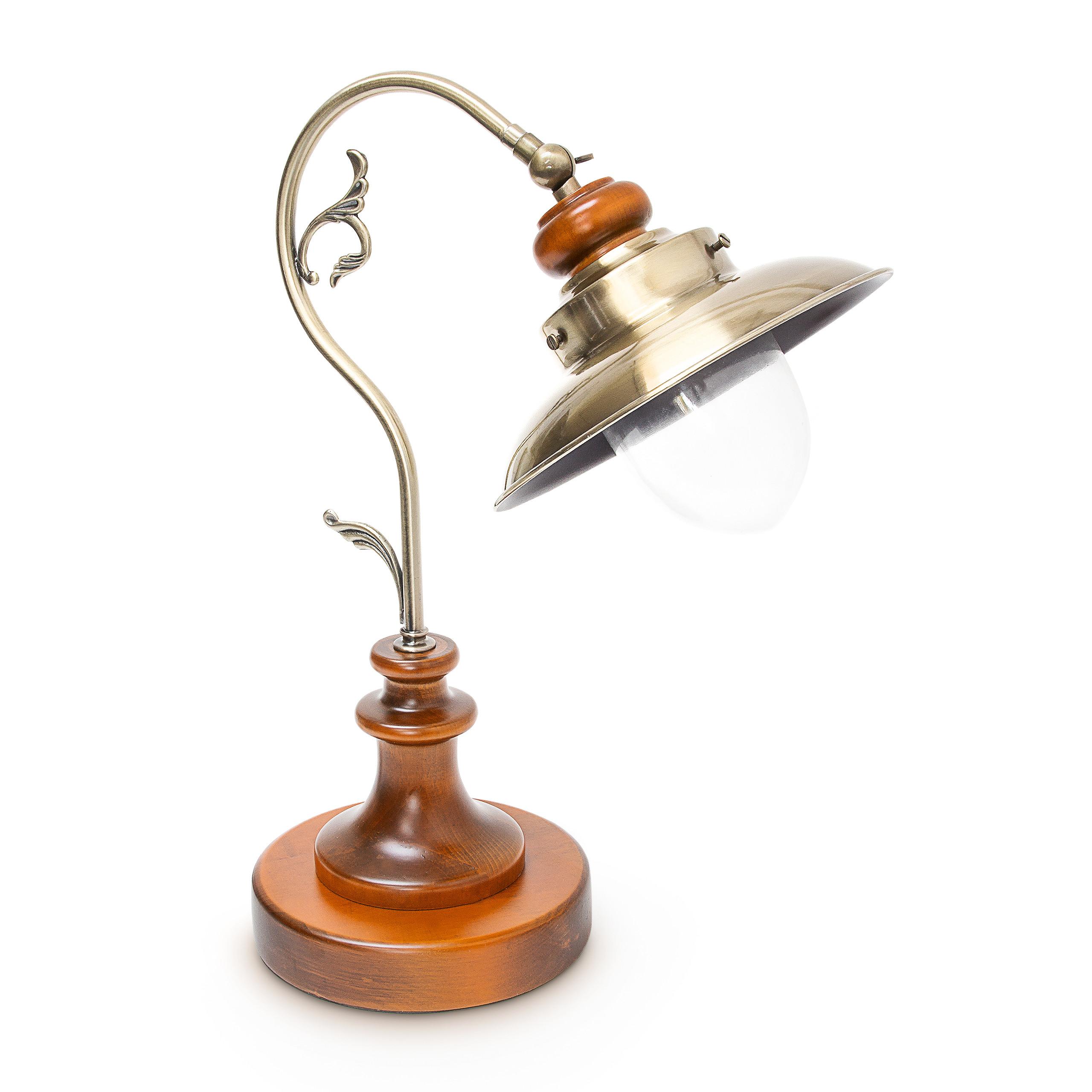 Tischlampe Tischleuchte Schreibtischlampe Steampunk Vintage Design Retro