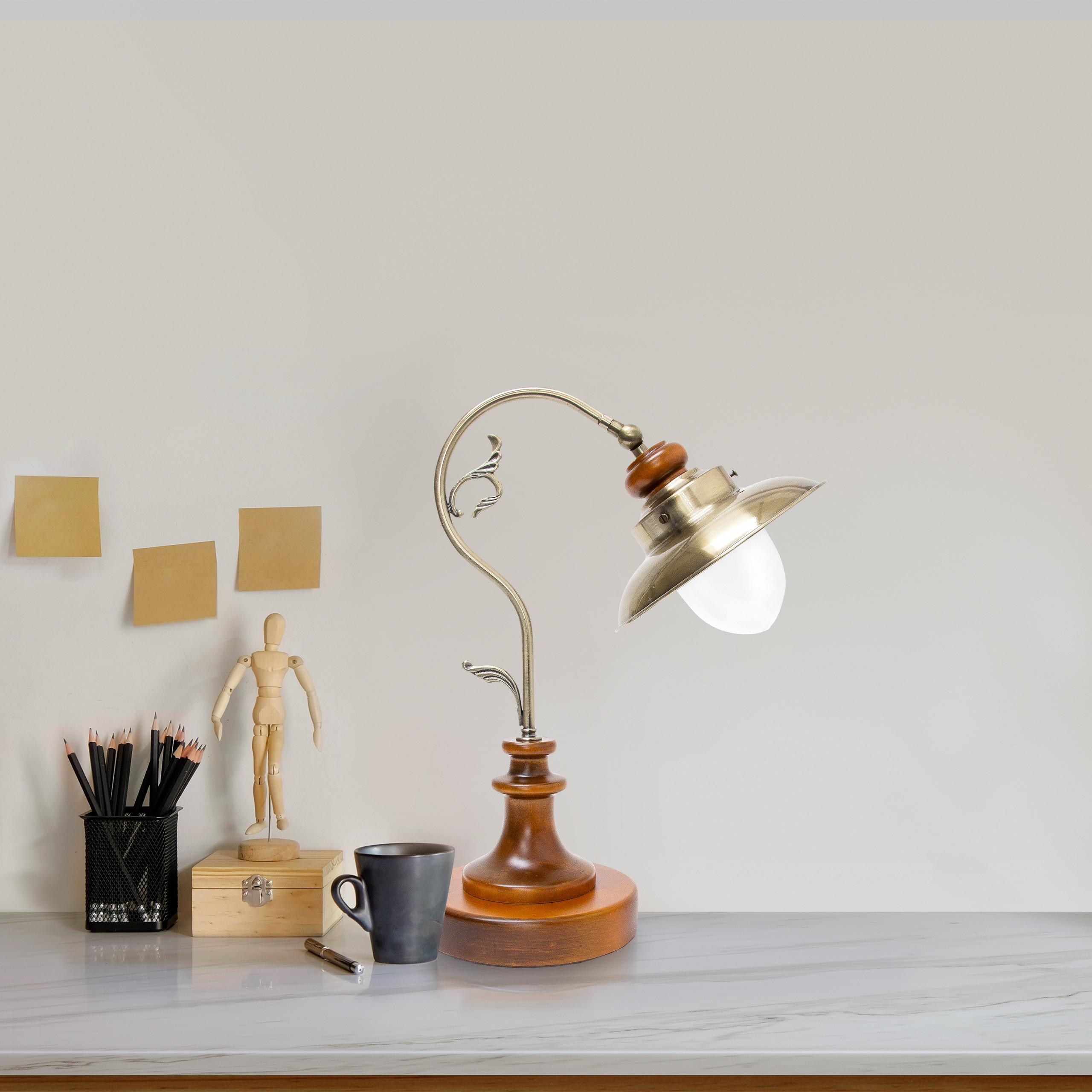 Indexbild 4 - Tischlampe Tischleuchte Schreibtischlampe Steampunk Vintage Design Retro