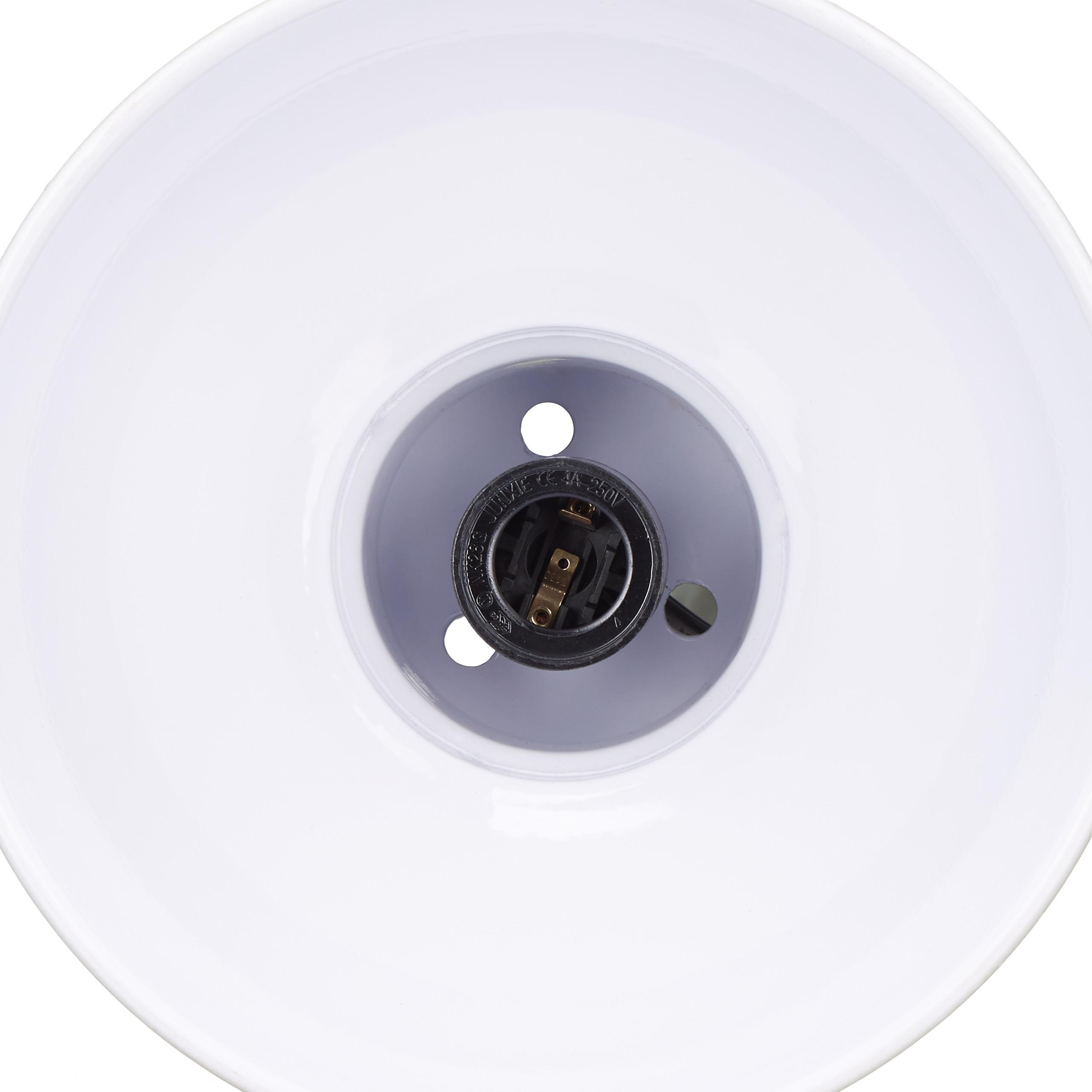 Indexbild 18 - Hängelampe Industrial klein in 3 Farben, Pendelleuchte shabby retro Leuchte Deko