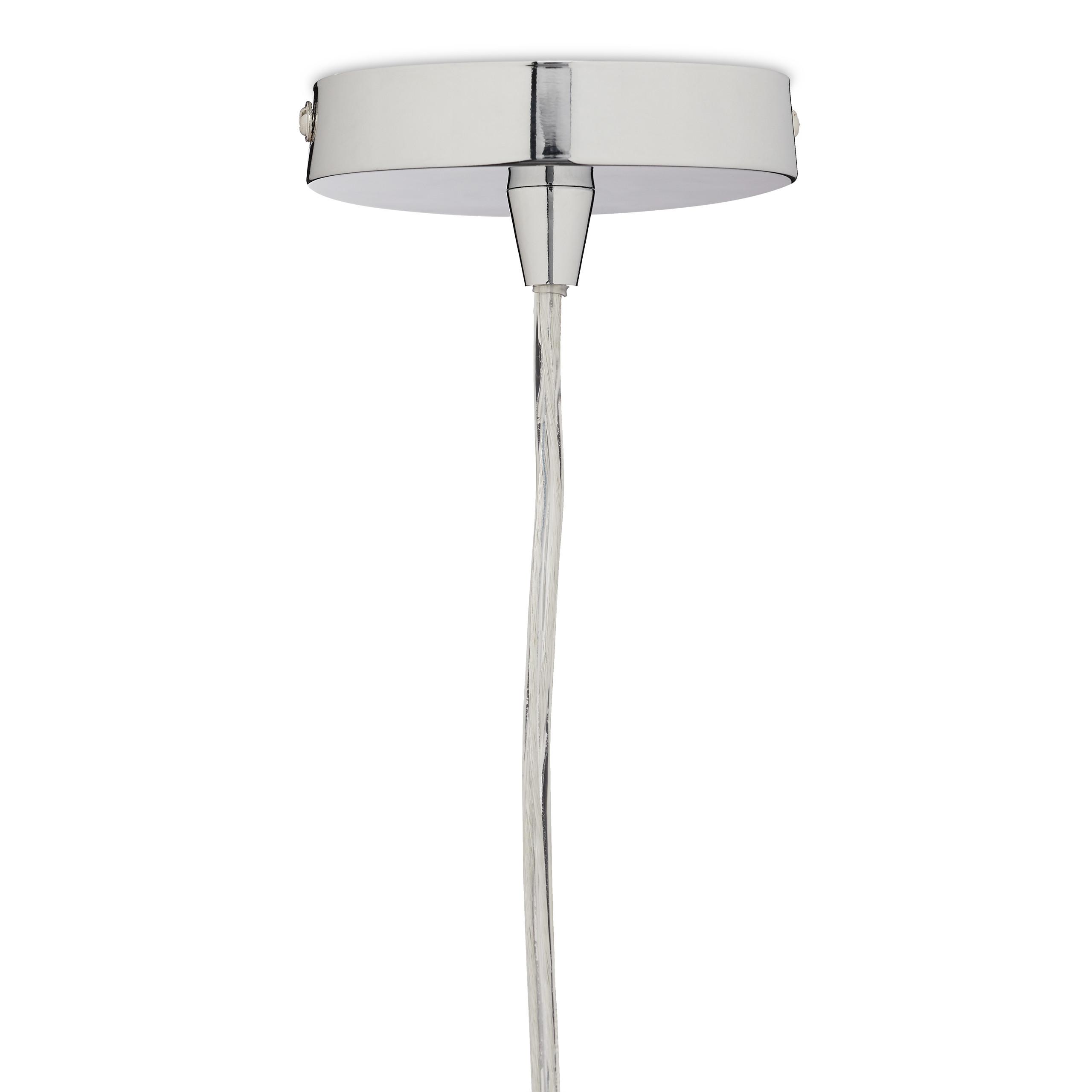 Indexbild 6 - Hängelampe Pendellampe Kronleuchter Mädchen Lampe Schlafzimmerlampe E27 Kristall