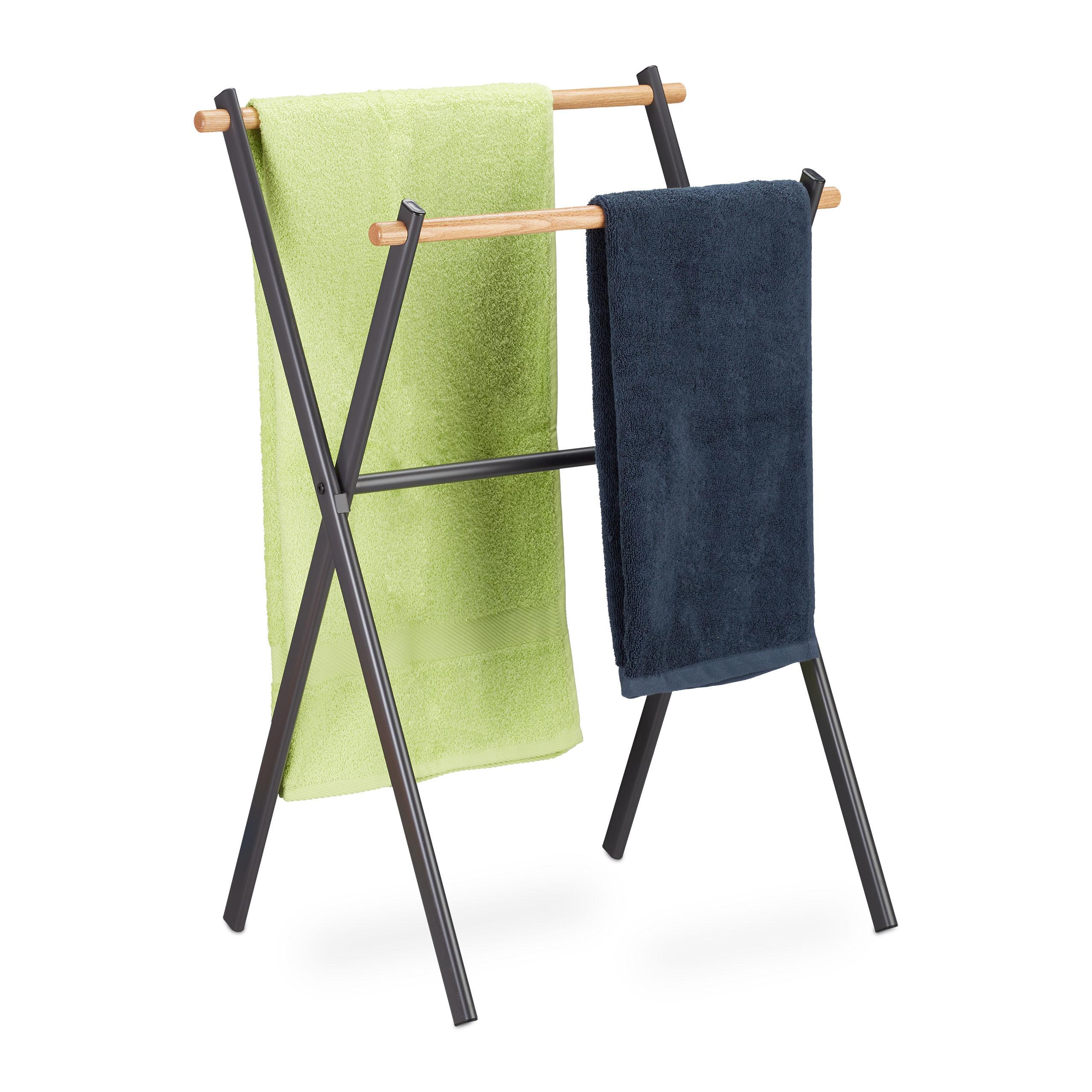 Handtuchständer Handtuchhalter stehend Bad
