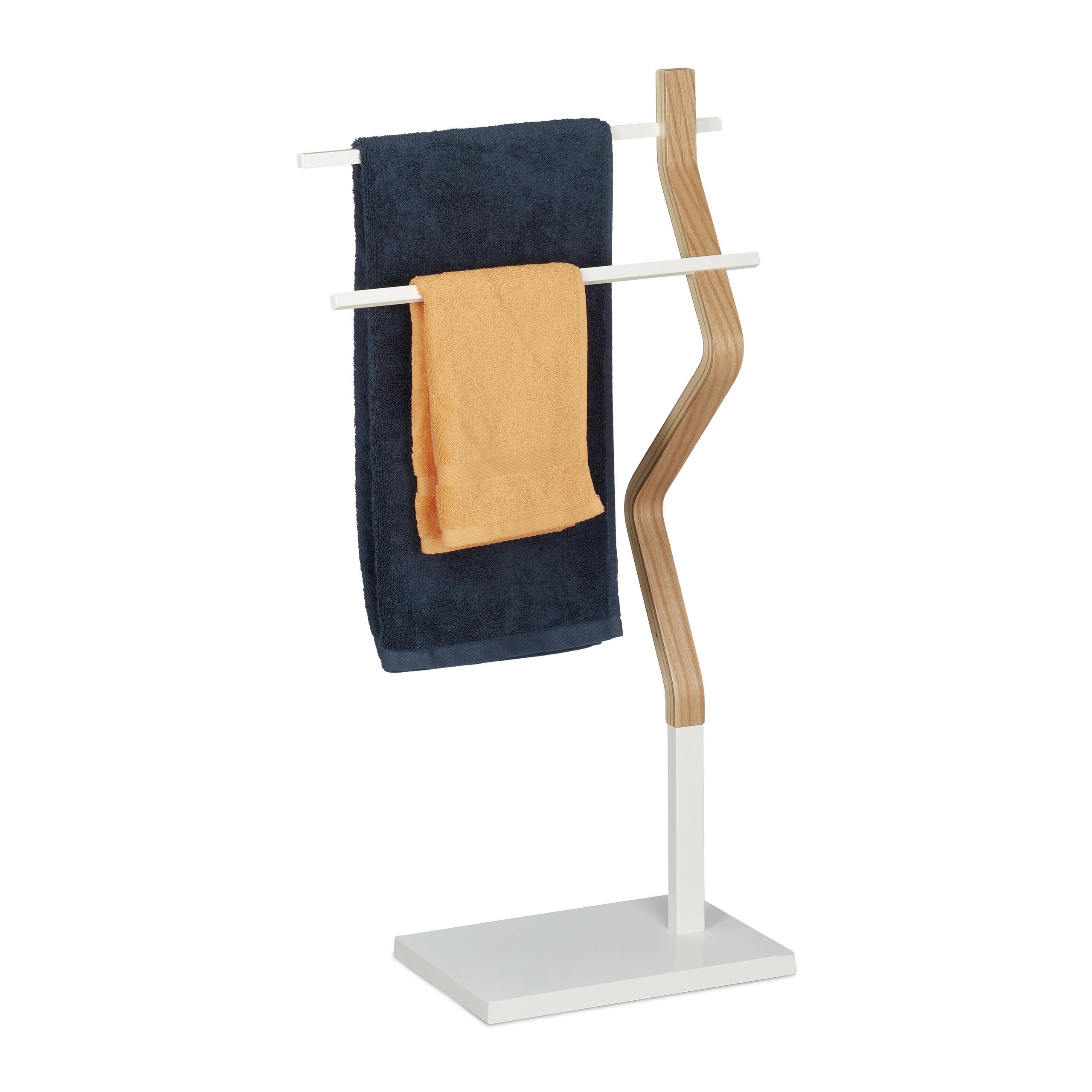 Handtuchhalter stehend Handtuchständer Standhandtuchhalter